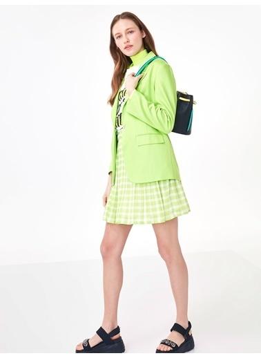 Twist Ceket Yeşil